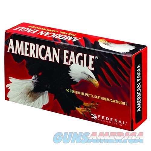 American Eagle 9mm 124gr TMJ 50/bx  Non-Guns > Ammunition