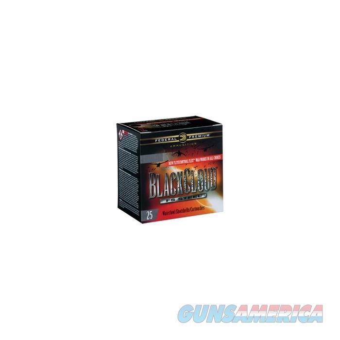 Federal Black Cloud 12GA 3-1/2''  1-1/2OZ BB 25/bx  Non-Guns > Ammunition