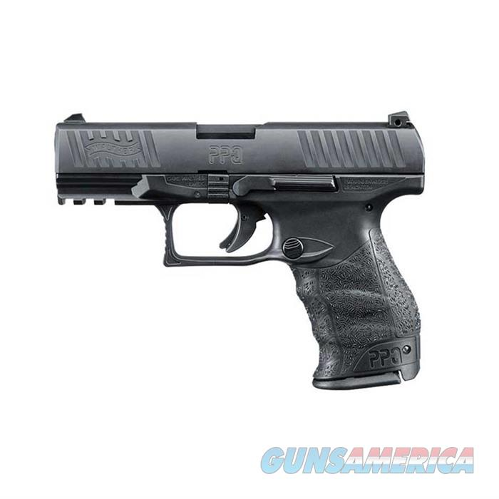 Walther PPQ M2 9mm 4'' Black 10 round 2 MAGS  Guns > Pistols > Walther Pistols > Post WWII > P99/PPQ