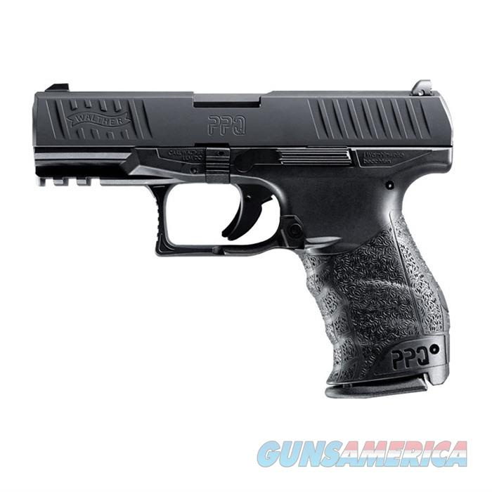 Walther PPQ Classic 9MM black, 4'' WA 2 MAGS  Guns > Pistols > Walther Pistols > Post WWII > P99/PPQ