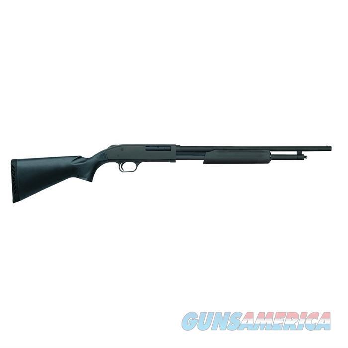 Mossberg 500 Persuader .410 Bore Plain 18.5''Bbl 6Rd, Bead Sight  Guns > Shotguns > Mossberg Shotguns > Pump > Sporting