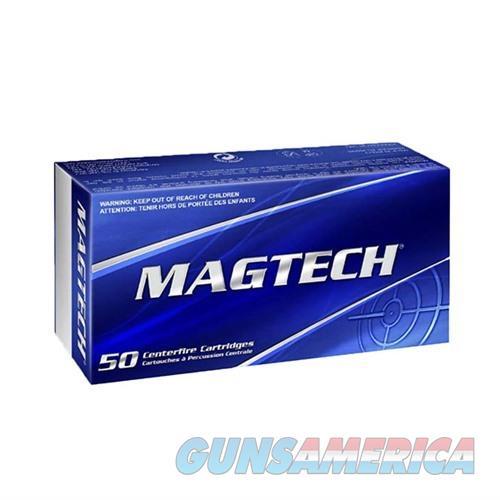 MagTech Ammo 9mm Luger +P+ 115 Gr JHP 50/bx  Non-Guns > Ammunition