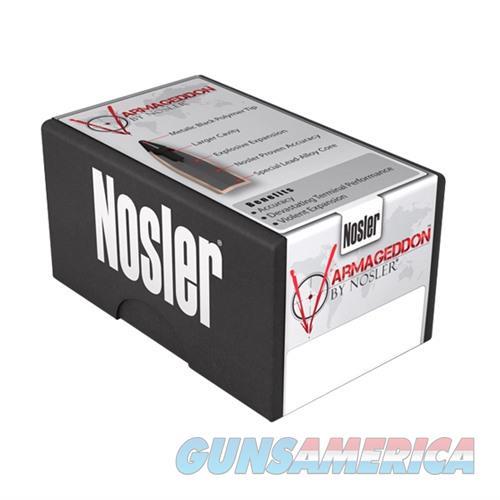 Nosler Varmageddon Bullet 20 Cal 32gr FBHP 100/bx  Non-Guns > Reloading > Components > Bullets