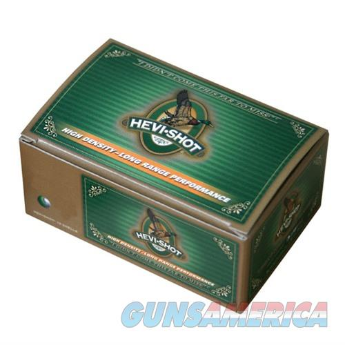 HEVI-Shot Duck 12ga 3'' 1-1/4 oz. #4 10/bx  Non-Guns > Ammunition