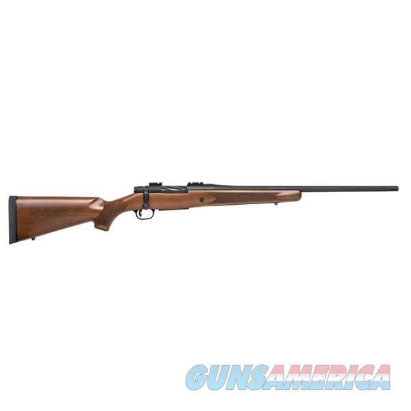 Mossberg Patriot 7mm-08 Rem 22''  5-Rd Walnut  Guns > Rifles > Mossberg Rifles > Patriot