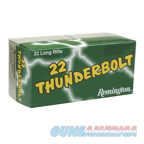 Remington Thunderbolt 22LR 40gr  Non-Guns > Ammunition