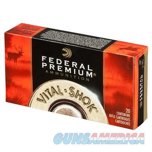 Federal Vital Shok 270 WSM 130gr Nosler Ballistic Tip 20/bx  Non-Guns > Ammunition