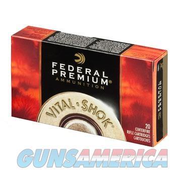 Federal Vital Shok 260 Rem 140gr Gameking BTSP 20/bx  Non-Guns > Ammunition
