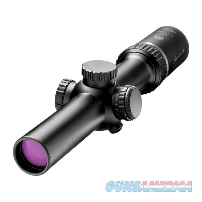 Burris MTAC 1X-4X-24mm Illum Ballistic AR Blk Out  Non-Guns > Scopes/Mounts/Rings & Optics > Rifle Scopes > Variable Focal Length