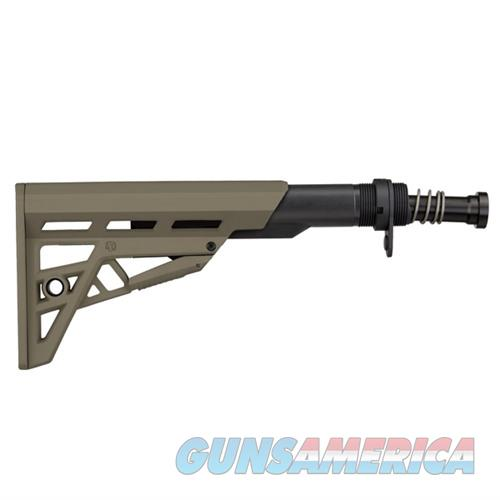 ATI AR-15 TactLite Adj Stock w/ Mil-Spec Tube Assy FDE  Non-Guns > Gun Parts > Rifle/Accuracy/Sniper