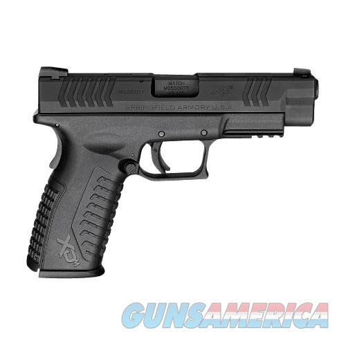 Springfield Xdm 4.5''Bbl 45 Acp 10 Rd Black  Guns > Pistols > Springfield Armory Pistols > XD-M