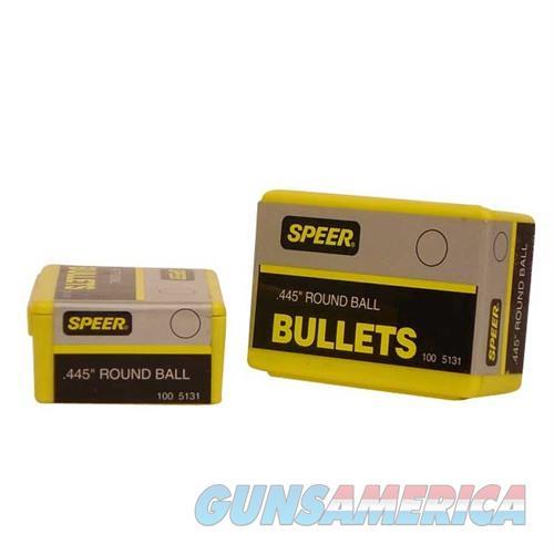 Speer Bullet Muz Rnd Ball .445  Non-Guns > Reloading > Components > Bullets