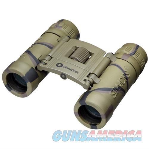 Simmons Pro Sport 8x21mm Binoculars Camo  Non-Guns > Scopes/Mounts/Rings & Optics > Non-Scope Optics > Binoculars