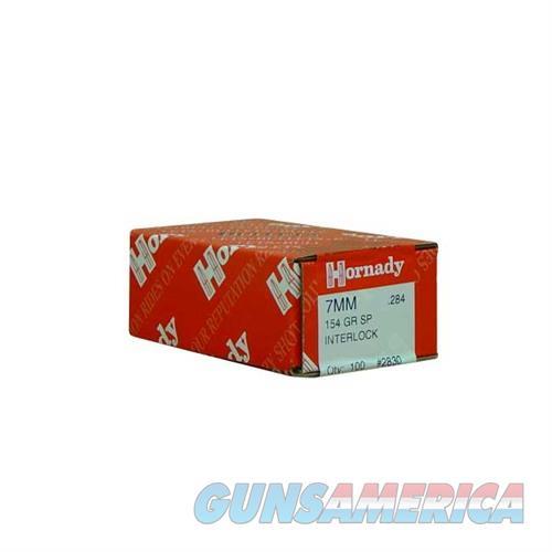 Hornady 7MM .284 154 GR SP  Non-Guns > Reloading > Components > Bullets
