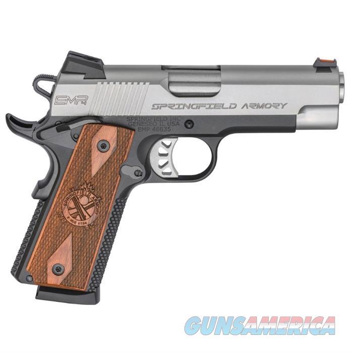 Springfield EMP 4''Bbl 40 S&W 9 Rd Black  Guns > Pistols > A Misc Pistols