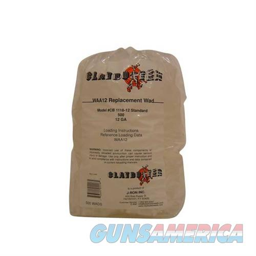 Claybuster Wad 1 1/8oz WAA12 Replacement  Non-Guns > Reloading > Components > Other
