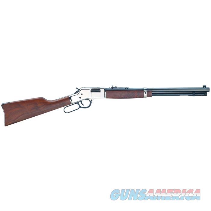 Henry Big Boy Silver 357 Mag  Guns > Rifles > Henry Rifles - Replica