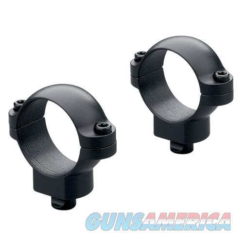Leupold QR 30mm Medium Rings-Matte  Non-Guns > Scopes/Mounts/Rings & Optics > Mounts > Other
