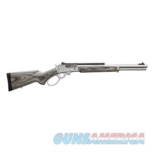 MARLIN 1895SBL 45-70 18.5'' BARREL STAINLESS GREY LAMINATE STOCK  Guns > Rifles > Marlin Rifles > Modern > Lever Action