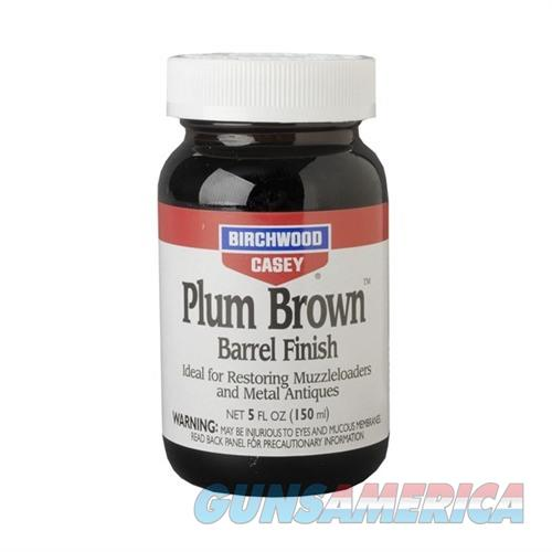 BC Plum Brown Barrel Finish 5oz  Non-Guns > Gunsmith Tools/Supplies
