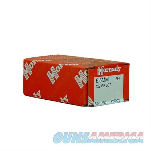 Hornady 6.5MM .264 129 GR SST  Non-Guns > Reloading > Components > Bullets