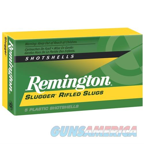 Remington Slugger 410 2.5'' 1/5oz Slug 5/bx  Non-Guns > Ammunition