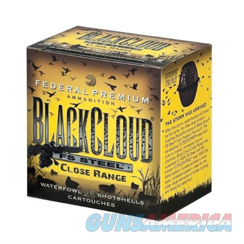 Federal Black Cloud Close Range 20ga 3'' 1oz #2 25/bx  Non-Guns > Ammunition