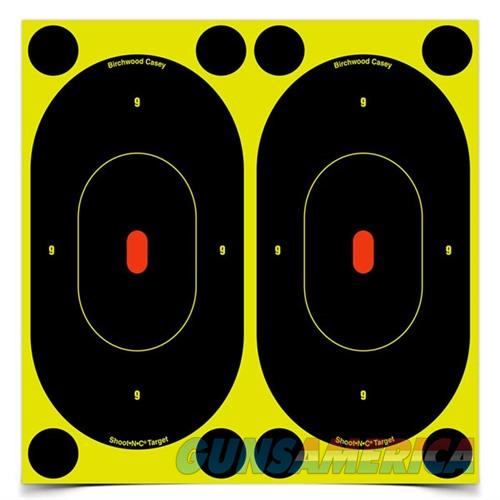 Shoot-N-C 7'' Silhouette Target 30 Sheet Pack  Non-Guns > Targets > Clay Throwers
