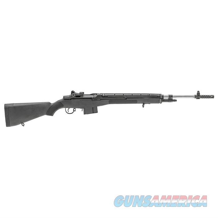 Springfield M1A 6.5 Creedmoor 22'' bbl 10rd CA Blk  Guns > Rifles > Springfield Armory Rifles > M1A/M14