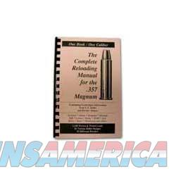 Loadbooks .357 Magnum Each  Non-Guns > Books & Magazines