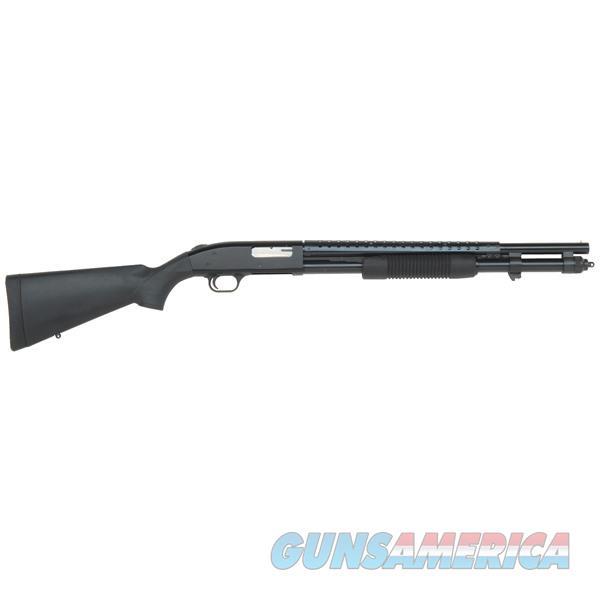 Mossberg 590 Security 12Ga 20''  9-Rd Heat Shield  Guns > Shotguns > Mossberg Shotguns > Pump > Sporting