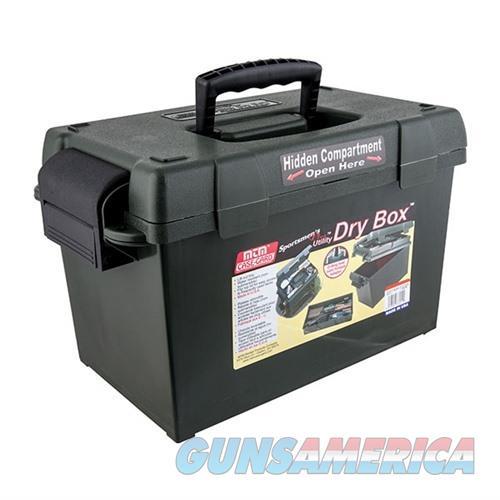 MTM  Sportsmen's Plus Utility Dry Box O-Ring Sealed 15x8.8x9.4  Non-Guns > Military > Cases/Trunks