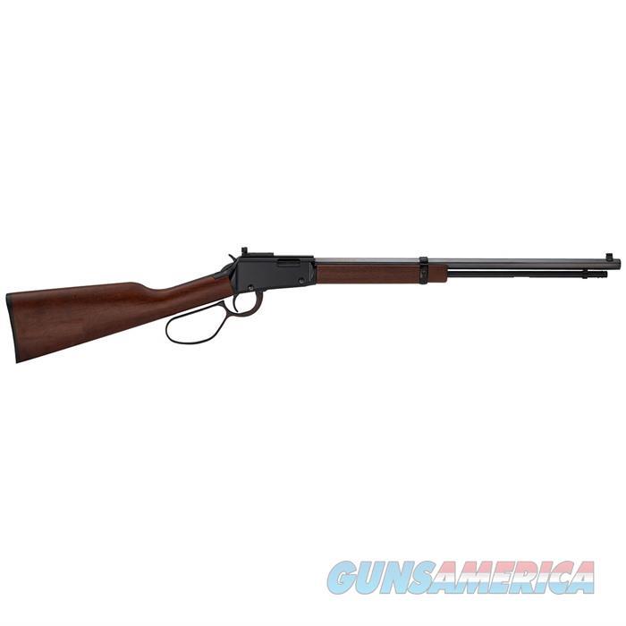 Henry Lever Small Game Carbine Peep Sight .22 WMR  Guns > Rifles > Henry Rifles - Replica