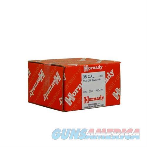 Hornady 38 CAL .358 158 GR SWC/HP  Non-Guns > Reloading > Components > Bullets