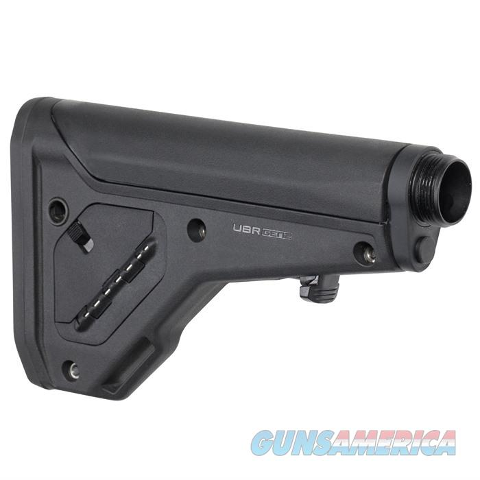 Magpul UBR 2.0 Collapsible Stock, Black  Non-Guns > Gun Parts > Rifle/Accuracy/Sniper