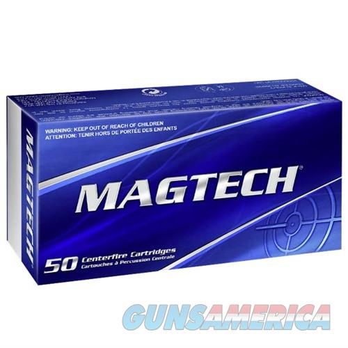 MagTech Ammo 357 Mag 125 Gr FMJ 50/bx  Non-Guns > Ammunition
