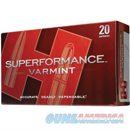 Hornady Superformance Varmint 222 Rem 35gr NTX 20/bx  Non-Guns > Ammunition