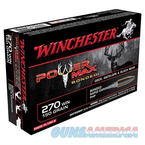 Winchester Power Max 270 150gr PHP 20/bx  Non-Guns > AirSoft > Ammo