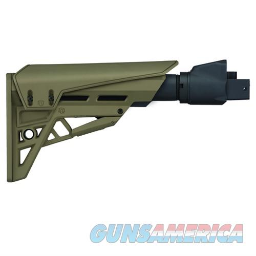 ATI AK-47 TactLite Elite Adj Stock w/ Scorpion Recoil Pad FDE  Non-Guns > Gun Parts > Rifle/Accuracy/Sniper