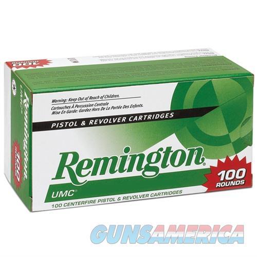 Remington UMC Value Pack 38 Spl +P 125gr 100/bx  Non-Guns > Ammunition
