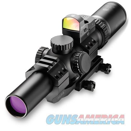 Burris MTAC 1-4x24mm Ballistic CQ, FF III, PEPR Mount  Non-Guns > Scopes/Mounts/Rings & Optics > Rifle Scopes > Variable Focal Length