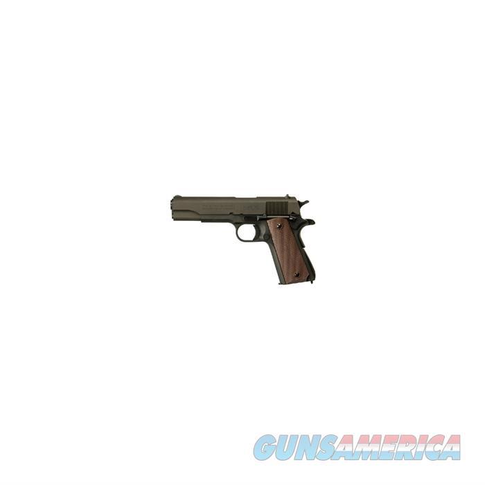 1911A1 pistol, Gov. Model, fixed combat sights, machined 4140 stl  Guns > Pistols > IJ Misc Pistols