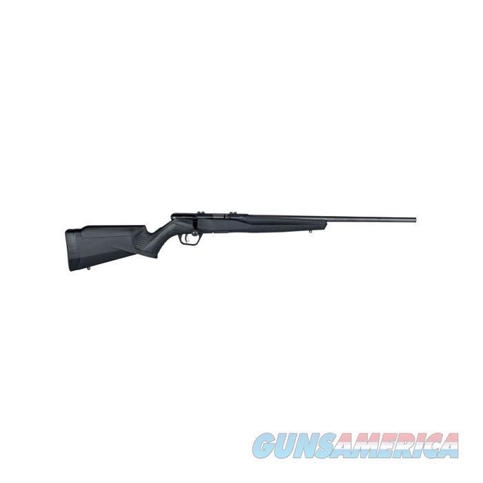 Savage B22 FV 22LR 21'' Barrel AccuTrigger 10rd Rotary Mag  Guns > Rifles > Savage Rifles > Rimfire