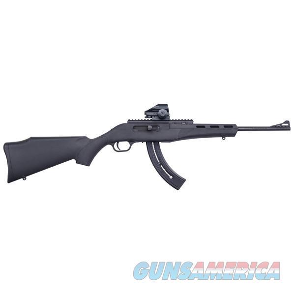 Mossberg Blaze 22LR 16.5''  26-Rd Green Dot Sight  Guns > Rifles > Mossberg Rifles > Auto-loading Rimfire