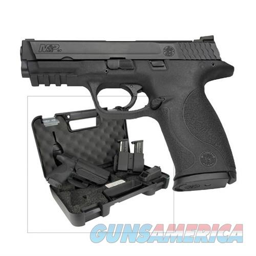 Smith & Wesson M&P40 40 S&W 4.25''  Bbl w/ Range Kit  Guns > Pistols > Smith & Wesson Pistols - Autos > Polymer Frame