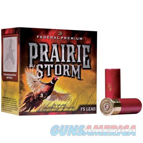 FEDERAL PRAIRIE STORM FS LEAD 12 GAUGE 3' 1-5/8OZ #5 25/BX (25 RO  Non-Guns > Ammunition