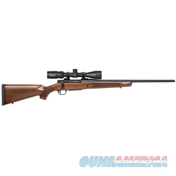 Mossberg Patriot 308 Win Vortex Crossfire II 3-9X40 Walnut  Guns > Rifles > A Misc Rifles
