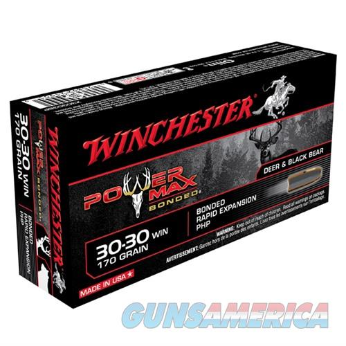 Winchester Power Max 30-30 170gr PHP 20/bx  Non-Guns > Ammunition