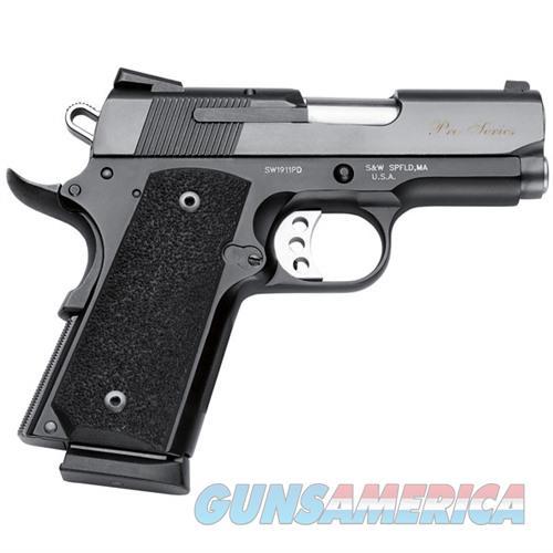 Smith & Wesson Pro Series SW1911 45acp 3''  Bbl Scandium  Guns > Pistols > Smith & Wesson Pistols - Autos > Steel Frame