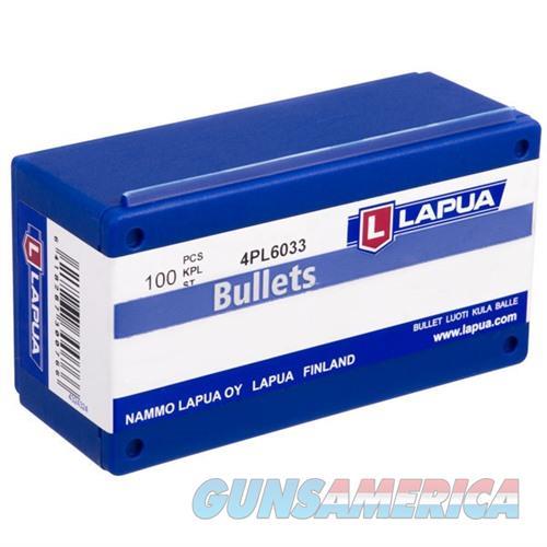 Lapua Bullets 7.62 mm MEGA 200gr SP 100/bx  Non-Guns > Reloading > Components > Bullets